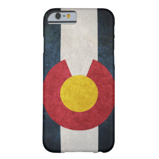 Colorado State Flag iPhone 6 case