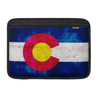 Colorado State Flag MacBook Air Sleeve