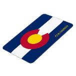 Colorado State Flag Magnet