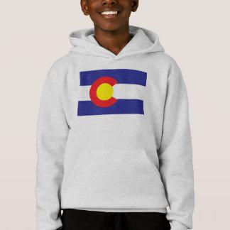 Colorado State Flag.png Hoodie