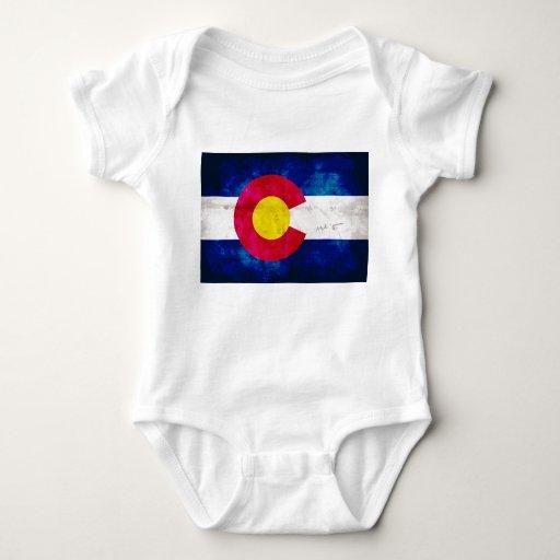 Colorado State Flag Shirts