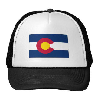 Colorado State Flag Trucker Hat