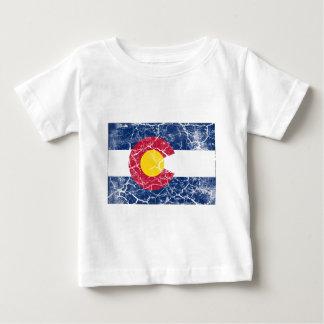 Colorado State Flag Vintage Shirt