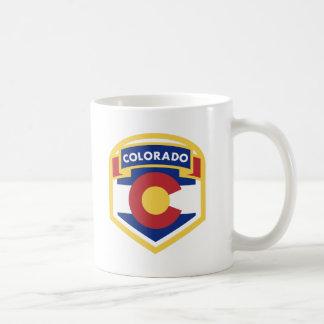 COLORADO STATE FLAG zazzle Coffee Mug