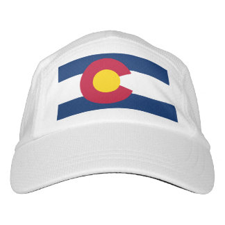 Colorado State Flag Headsweats Hat