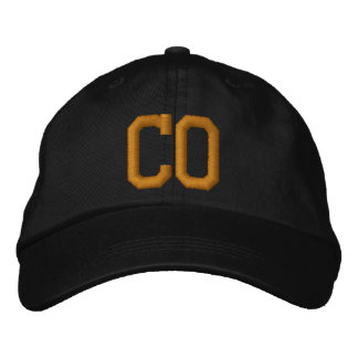 Colorado State of Colorado Embroidered Baseball Hat