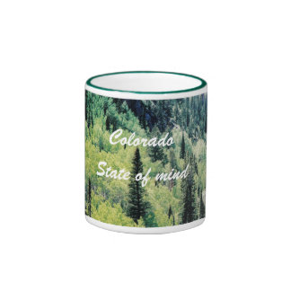 Colorado, State of mind Coffee Cup