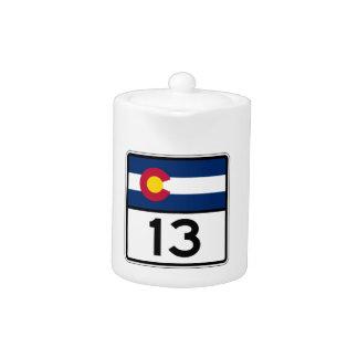 Colorado State Route 13 Teapot