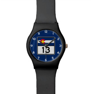 Colorado State Route 13 Watch