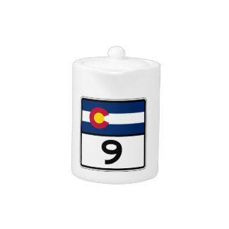 Colorado State Route 9 Teapot