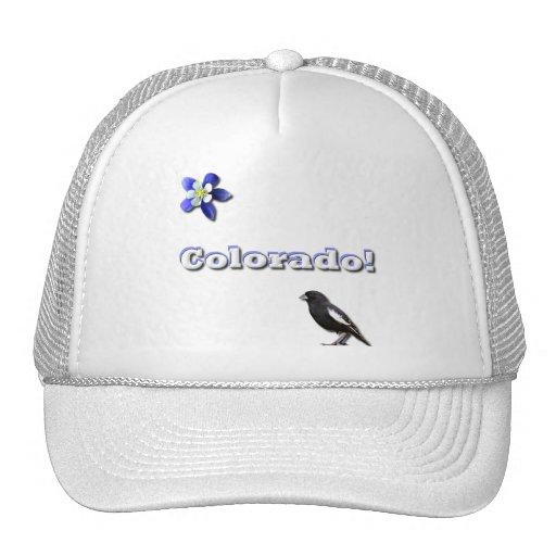 Colorado State Trucker Hat