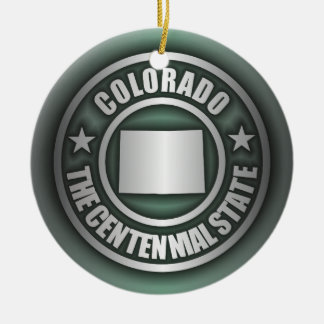 """Colorado Steel"" Decorative Ornaments (G)"