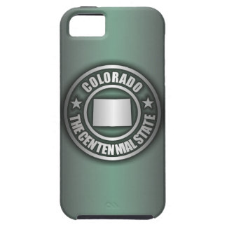"""Colorado Steel"" iPhone 5 Cases (G)"