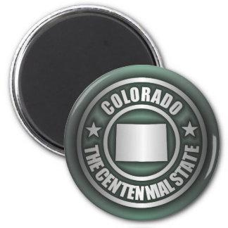 """""""Colorado Steel"""" Magnets (G)"""