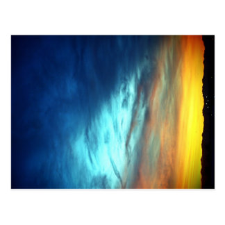Colorado Sunset Postcard