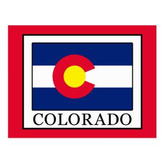 Colorado Tarjeta Postal