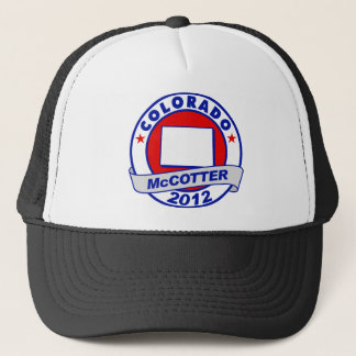 Colorado Thad McCotter Trucker Hat