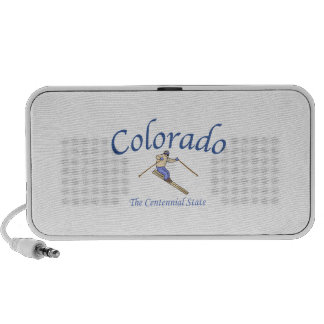 Colorado The Centennial State iPhone Speaker