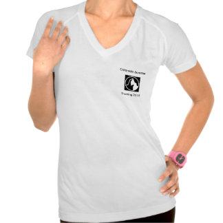 Colorado Training 2015 Woman's t-shirt