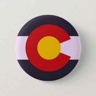 Colorado Tribute Pinback Button