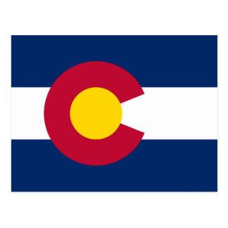 Colorado, United States Postcard
