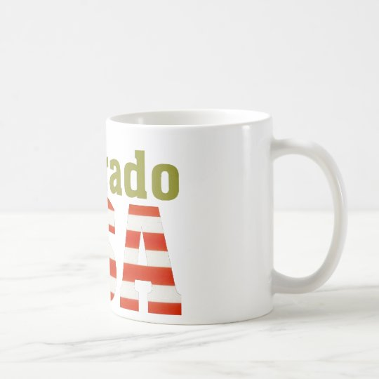 Colorado USA Aashen alpha Coffee Mug