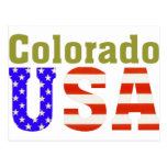 Colorado USA Aashen alpha Post Cards
