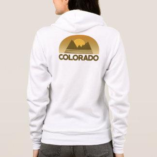 Colorado vintage travel hoodie
