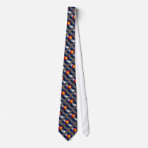 Colorado Waving Flag Tie