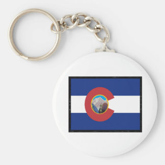 COLORADO WAY KEYCHAIN