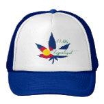 Colorado weed legalization hat