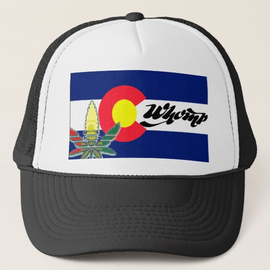 Colorado Whomp Trucker Hat