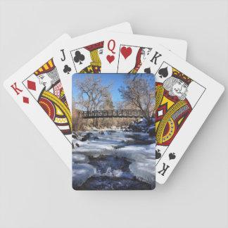 Colorado winter deck of cards