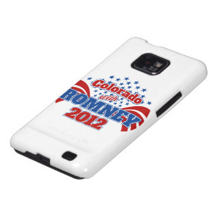 Colorado with Romney 2012 Galaxy SII Covers