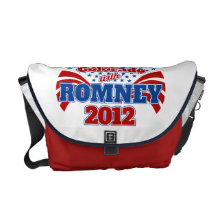 Colorado with Romney 2012 Courier Bags