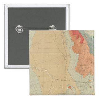 Colorado y parte centrales meridionales de New Méx Pin