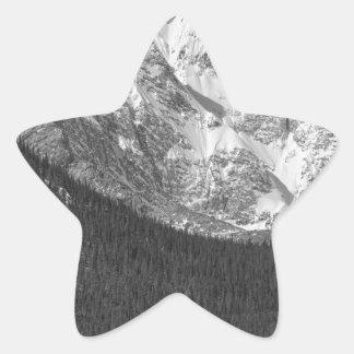 Colorado Ypsilon Mountain RMNP Star Sticker