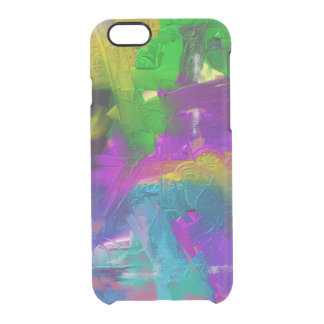 Colorage Digital Painting Design Uncommon Clearly™ Deflector iPhone 6 Case