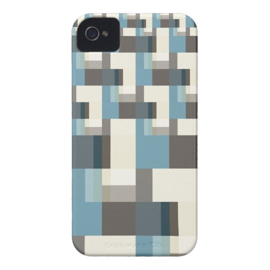 Colorations iPhone 4 Cover