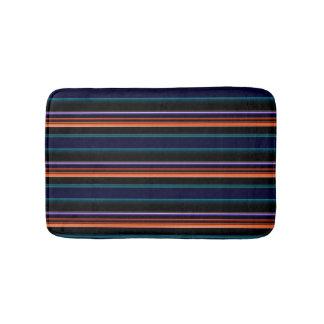 Colorbars Stripes SMPTE Test Pattern First Draft Bathroom Mat