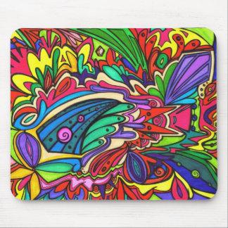 Colorblast Mousepad