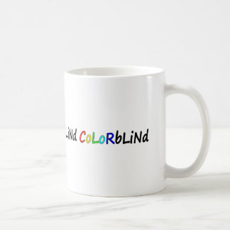 Colorblind Mugs