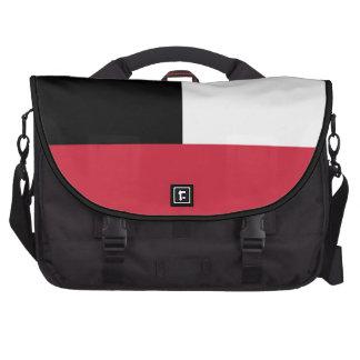 ColorBlock - RWB Laptop Messenger Bag
