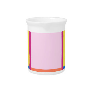 #ColorBlocks Summer Dreaming Beverage Pitcher