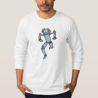 Colorbot Remera