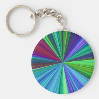 Colorburst Keychain