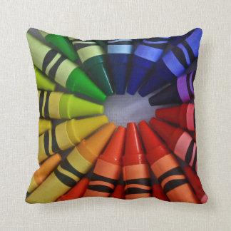 Colorburst Pillow