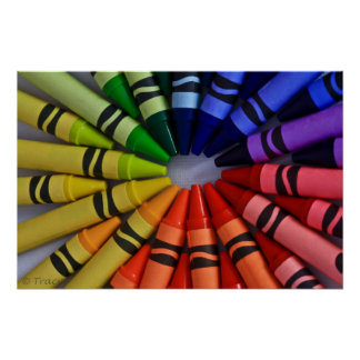 Colorburst Poster