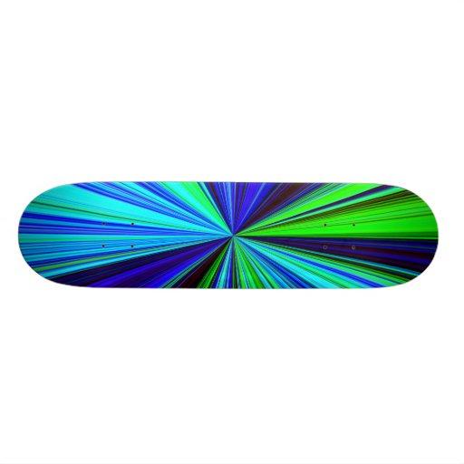Colorburst Skateboard Decks