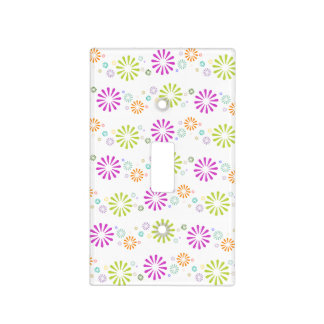 Colorbursts Light Switch Cover